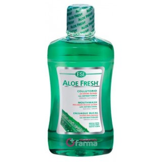 ALOE FRESH COLUTORIO CON ALCOHOL 500 ML