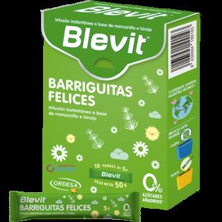 BLEVIT BARRIGUITAS FELICES 10 SOBRES 5 G
