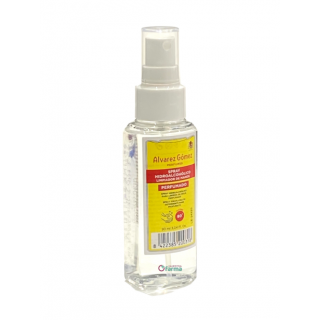 ALVAREZ GOMEZ SPRAY HIDROALCOHOLICO 90 ML