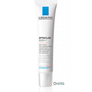 EFFACLAR DUO (+) UNIFIANT LIGHT 40 ML
