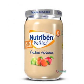 NUTRIBEN POTITO FRUTAS VARIADAS 235 G
