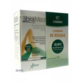 LIBRAMED 138+84 COMPRIMIDOS REGALO KIT 5 SEMANAS
