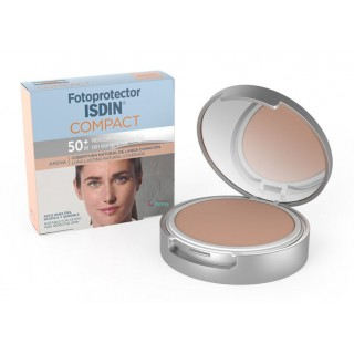 ISDIN FOTOPROTECTOR COMPACT ARENA SPF 50+ 10 G