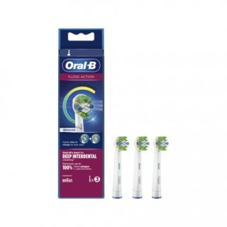 ORAL-B RECAMBIO FLOSSACTION (EB 25-3)  3 UNIDADES
