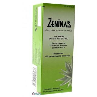 ZENINAS 30 COMPRIMIDOS RECUBIERTOS