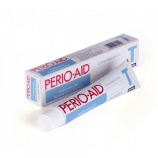 PERIO AID GEL DENTIFRICO 0.12% 75 ML