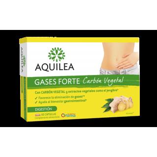 AQUILEA GASES FORTE 60 CAPSULAS