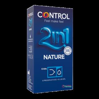 CONTROL NATURE 2 EN 1 6 KITS