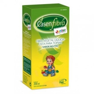CASENFIBRA JUNIOR FIBRA LIQUIDA 200 ML