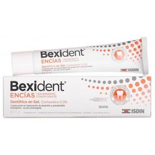 BEXIDENT ENCIAS TRATAMIENTO DENTIFRICO EN GEL CLORHEXIDINA 0,12% 75 ML