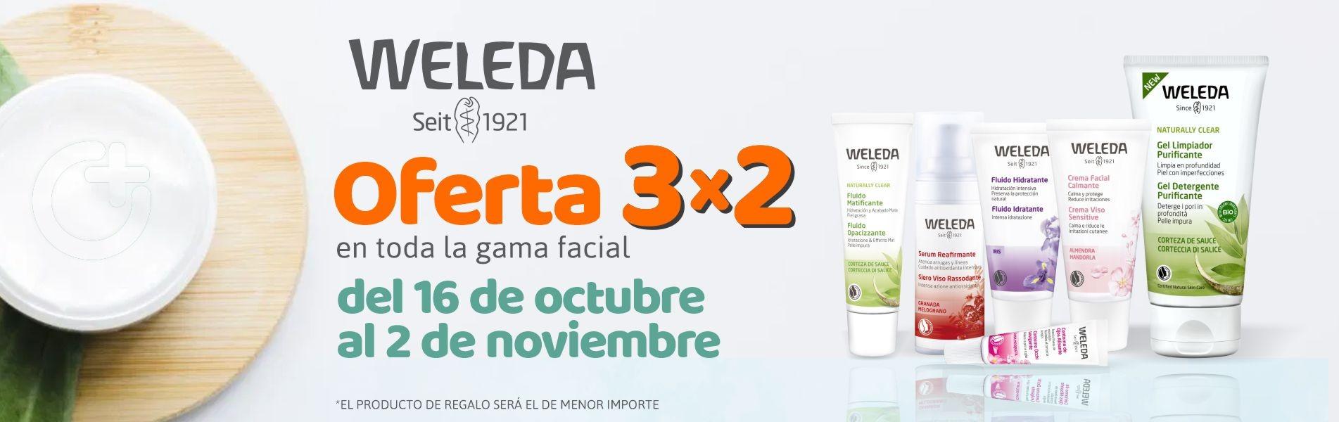 Promo weleda 3x2
